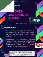 Tumores Malignos de Ovario