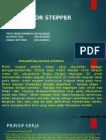 Motor Stepper
