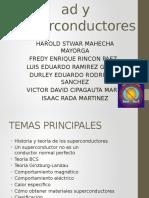 Superconductividad y Superconductores