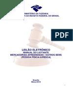 Manual Do Licitante Marco 2016