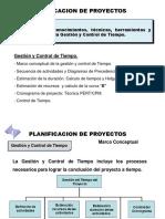 CM-II-1 Planificacion Gestion y Control de Tiempo