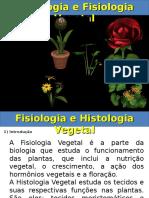 Fisiologia Vegetal 2011 Alunos