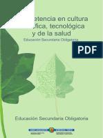 Competencia en Cultura Cientifica y Tecnológica - ESO