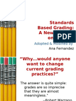 standardbasedgrading presentation