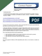 Como Fazer Geração Relatório PCMSO