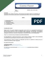 COMO FAZER - Assistencia Medica - 2012