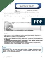 Como Fazer - Parametrização Dirf