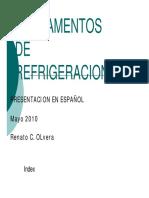 Fundamentos Refrigeración.renaTO OLVERA -23pg L b