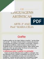 Arte. Linguagens Artisticas