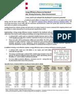 National Energy Efficiency Resource Standard EERS