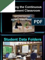 student data folders
