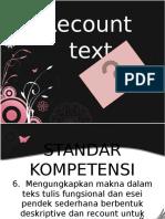 Eng Viii 1 Text Recount