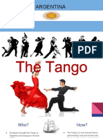 dance 1010- argentina