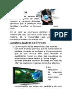 AVANCES CIENTIFICOS.docx