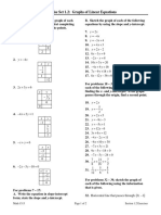 1313 Section 1 2 Exercises