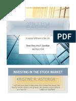 Term Paper Finance