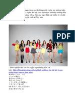 Tiếng Hàn Qua Bài Hát 2PM - 365
