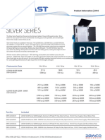 Dracast LED500 Panel Silver Series Info Sheet