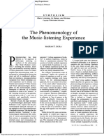 The Phenomenology of Music Listening Experience.pdf
