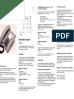 Manual Siemens Euroset