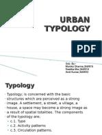 7 Urban Typology