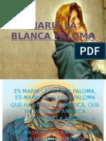 Maria La Blanca Paloma-la Coronada