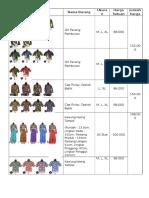 Katalog Batik