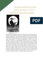 215906506-Ensayo-Lovecraft.doc