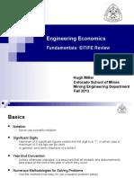 Lecture Engineering Economic Analysis