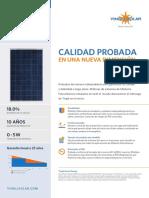 panel solar yingly