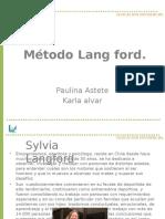 Metodo Lang Ford