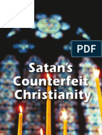 Satans Counterfiet Christianity