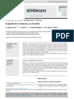 Ecografía de La Vesícula y La Vía Biliar - SERMERGEN