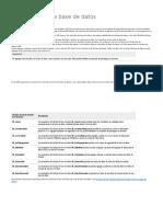 Roles de Nivel de Base de Datos