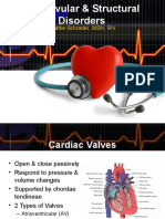 Cardiac Valvular Disorders