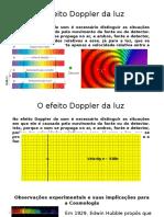 Relatividade - O Efeito Doppler Da Luz