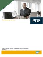 SAP Task Gateway Documentation