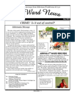 May '10 6th Ward Newsletter