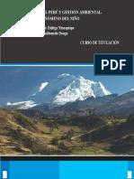 Geografía Del Perú y Gestión Ambiental