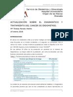 Clase2016 Actualizacion Cancer Endometrio