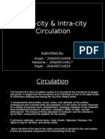 5 Inter-City & Intracity Circulation
