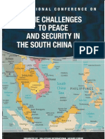 Thayer Militarization of the South China Sea
