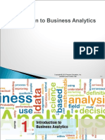 Business Analytics Mod 5