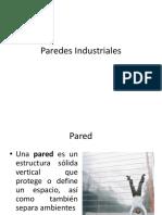10 CLASE Paredes Industriales