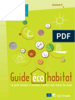 Guide Eco Habitat