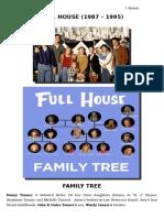 Full House Family Tree
