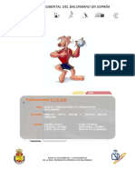 Guía de Trabajo Para La Formación en Balonmano. Juan Oliver y Patricia Sosa