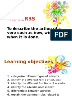 Adverbs (1)