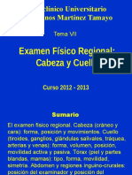 Clase 04 Arr de 5.1 E F Reg Cabeza y Cuello.ppt