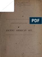 Conventionalism in Ancient American Art